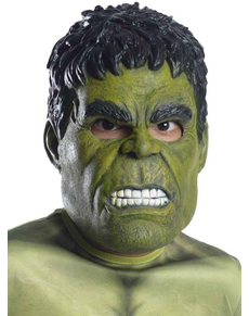 Máscara de Hulk Vengadores: La Era de Ultrón para niño