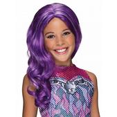 Peluca Spectra Vondergeist Monster High Fantasmagóricas para niña
