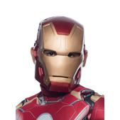 Máscara Iron Man Mark 43 Vengadores: La Era de Ultrón para niño