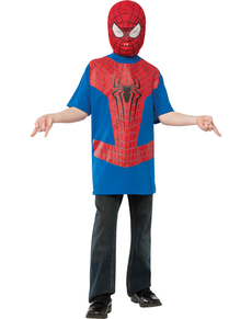 Camiseta The Amazing Spiderman 2 movie para niño