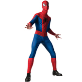 Disfraz The Amazing Spiderman 2 deluxe movie para hombre