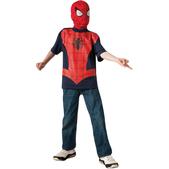 Kit disfraz de Ultimate Spiderman para niño