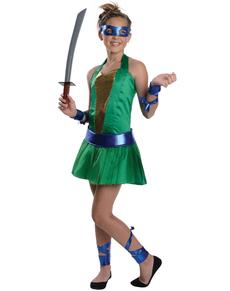 Disfraz de Leonardo Las Tortugas Ninja para adolescente