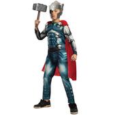 Disfraz de Thor Marvel Vengadores para niño