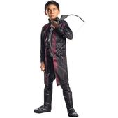 Disfraz de Ojo de Halcón Vengadores: La Era de Ultrón deluxe para niño
