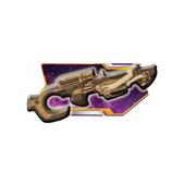 Pistola hinchable Rocket Raccoon Guardianes de la Galaxia