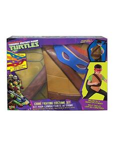 Kit disfraz Tortugas Ninja musculoso para niño en caja