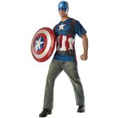 Kit disfraz Capitán América Vengadores: La Era de Ultrón para adulto