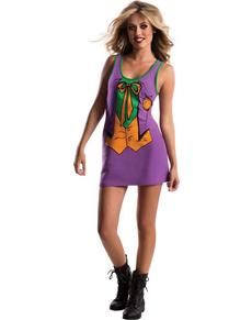 Vestido disfraz del Joker DC Comics para adolescente