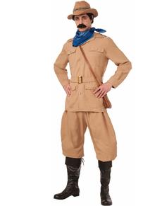 Disfraz de Theodore Roosevelt para hombre