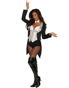 Disfraz de Zatanna DC Comics para mujer