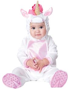 Disfraz de unicornio mágico para bebé