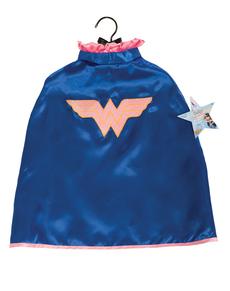 Capa de Wonder Woman My Super Bestfriends para niña