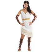Costume d'aristocrate romaine