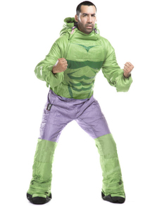 Saco de dormir Hulk Selk'Bag para adulto