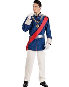 Disfraz de Rey Luis II de Baviera para hombre