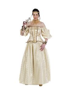 Disfraz de Reina Isabel de Inglaterra para mujer