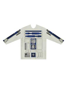 Camiseta hiperrealista de R2D2 para adulto