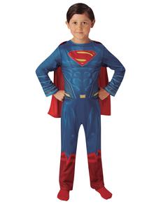 Disfraz de Superman: Batman vs Superman classic para niño