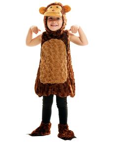 Disfraz de monito adorable infantil