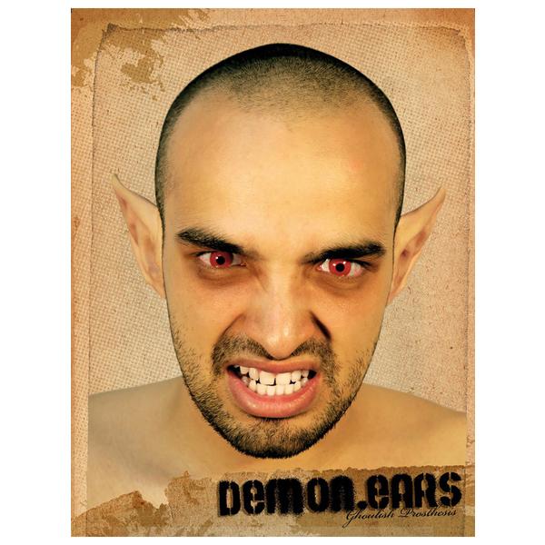 Maquillage Demon Ears Halloween Acheter En Ligne Sur Funidelia