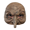 Máscara Half Mask Wizard Halloween
