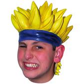 Peluca Anime Wig 7 Yellow