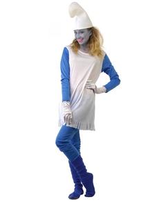 Disfraz de enanita azul