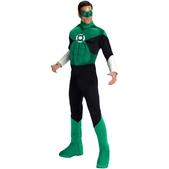 Costume de Green Lantern musclé