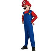 Disfraz de Super Mario Bros niño