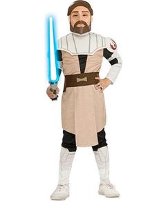 Disfraz de Obi Wan Kenobi niño