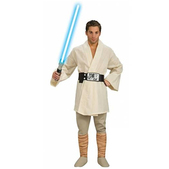 Disfraz de Luke Skywalker Deluxe adulto