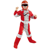 Disfraz de Power Ranger Musculoso