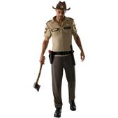 Disfraz de Walking Dead: Rick Grimes