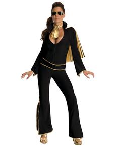 Disfraz de Elvis sexy para mujer