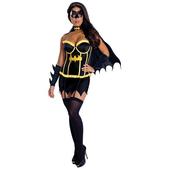 Disfraz de Batgirl sexy
