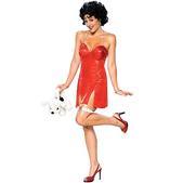 Disfraz de Betty Boop sexy