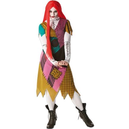 Disfraz de Sally de Pesadilla