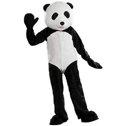 Disfraz de Oso Panda