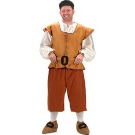 Disfraz de escudero Sancho Panza