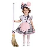 Costume de petite souris pour fille
