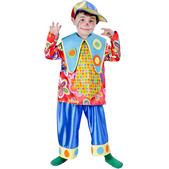 Disfraz de payasito para niño