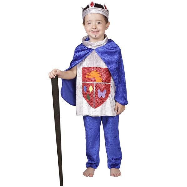 Disfraz de príncipe fantasía para niño: comprar online