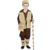 Disfraz de pastor sin pantalón para niño