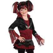 Costume de gothic girl Lilith