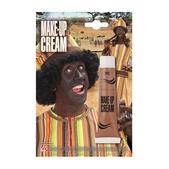maquillaje marrón
