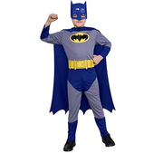 Costume de Batman garçon L'Alliance des héros