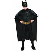 Fato de Batman TDK Rises infantil