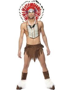 Disfraz de Village People: Indio