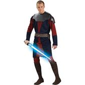 Disfraz de Anakin Skywalker adulto- Guerra de los clones